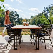 AMSTERDAM TABLE & CECILIA CHAIR