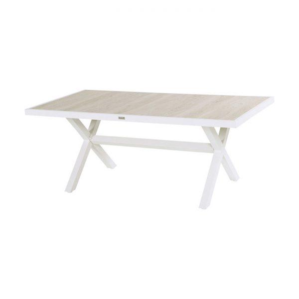 CANTERBURY TABLE 188X96CM WHITE