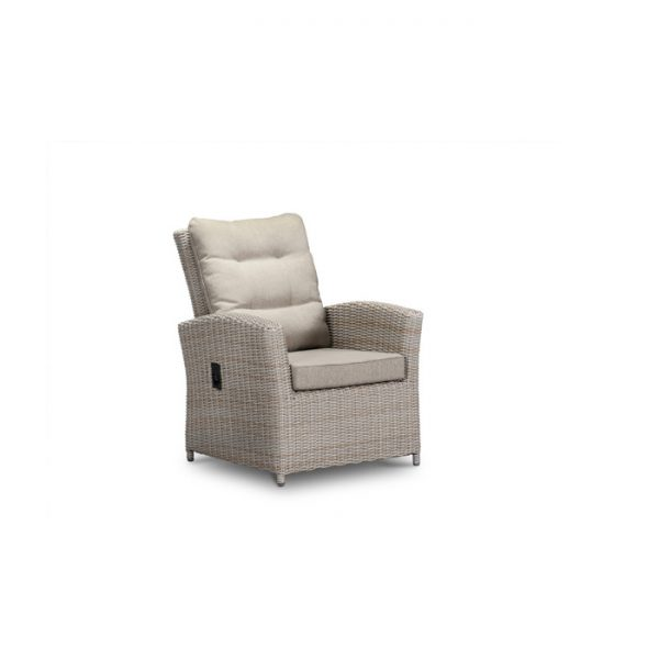 CRANBERRY LOUNGE CHAIR 78X89X96CM MEXICAN SAND