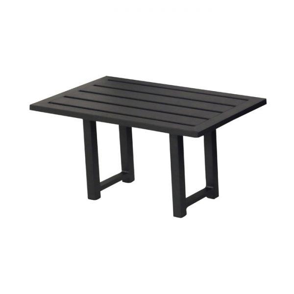 DION COFFEE TABLE ALU BLACK