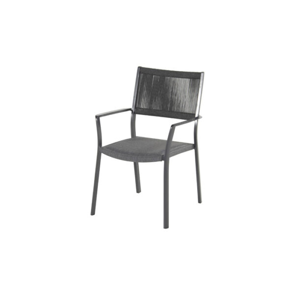 LEA DINING CHAIR ROPE XERIX