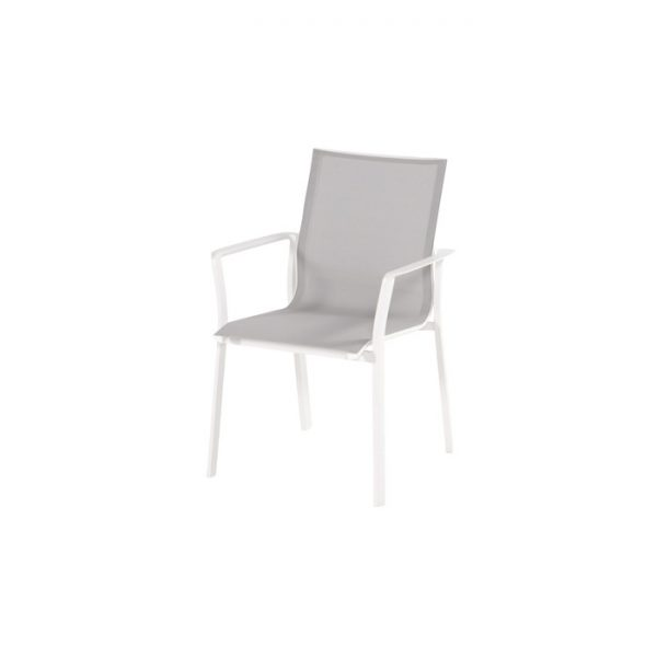 LEA DINING CHAIR WHITE
