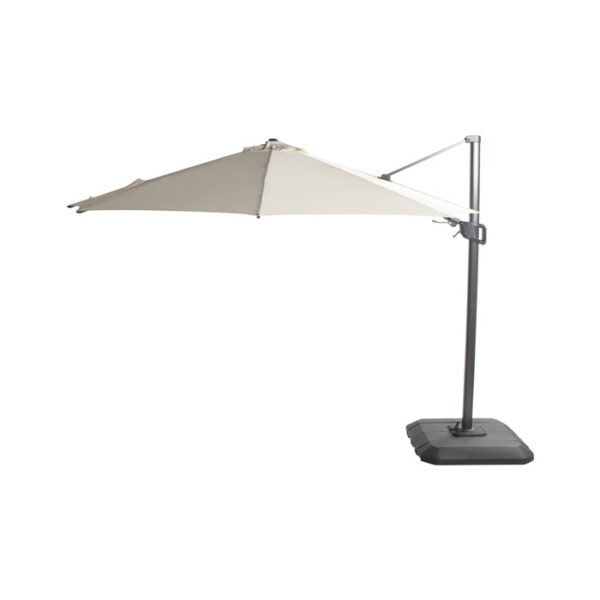 SHADOWFLEX UMBRELLA 350CM NATURAL