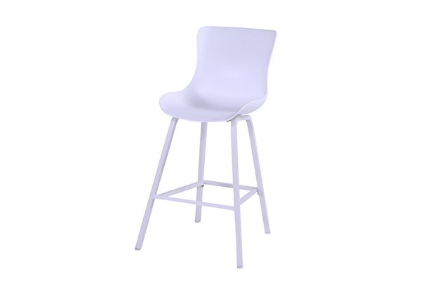 SOPHIE BAR STOOL WHITE