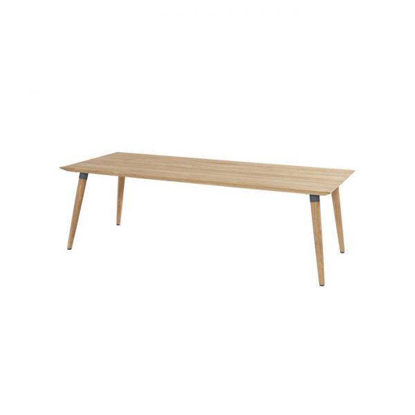 SOPHIE TABLE 240X100CM NATURAL TEAK XERIX