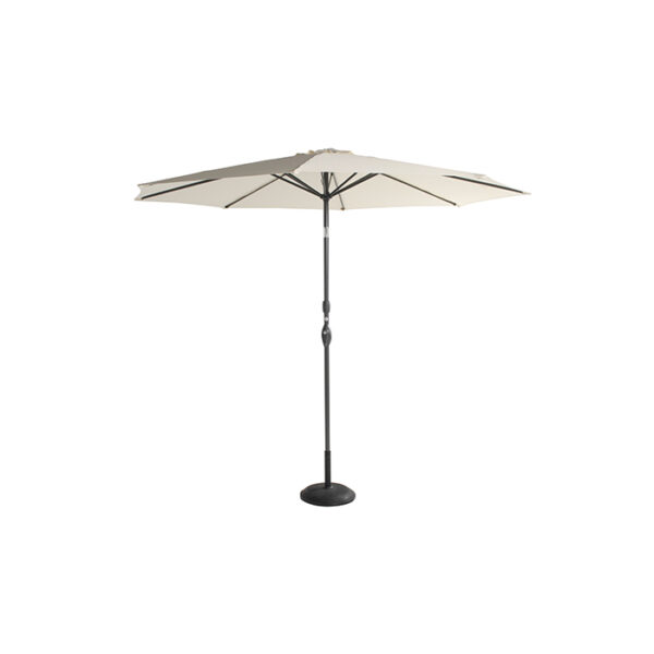 SUNLINE UMBRELLA 300CM NATURAL