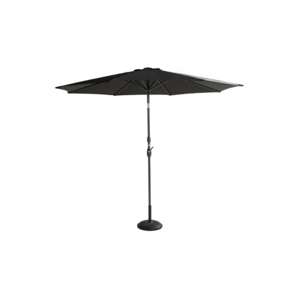 SUNLINE UMBRELLA 300CM ROYAL GREY