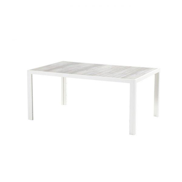 TANGER TABLE 168X105CM WHITE