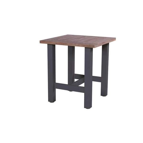 YASMANI BAR TABLE 100X100CM XERIX TEAK