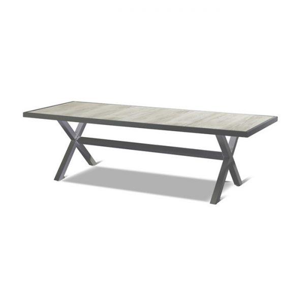 canterbury table 247x96cm xerix