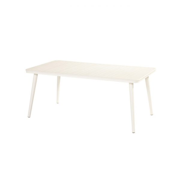 fernando table 175×100 white alu