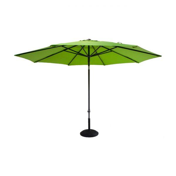 solar-umbrella-300cm-new-green