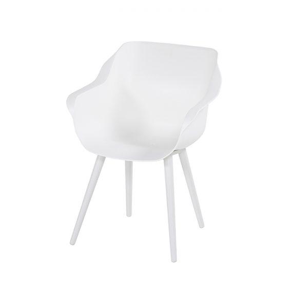 sophie studio chair white