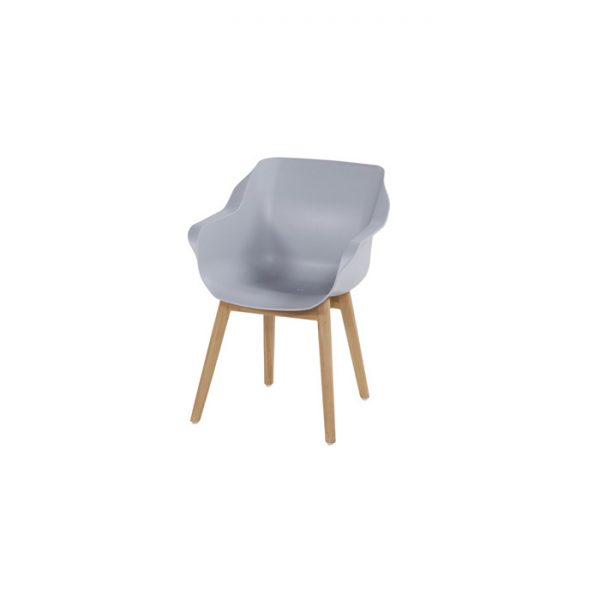 sophie studio teak misty grey