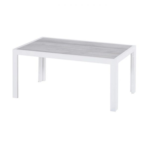 tanger coffee table 105x65x50cm white with ceramic top – Copy