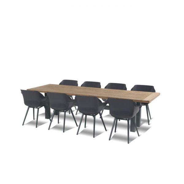yasmani-table-300x100cm-sophie-chair